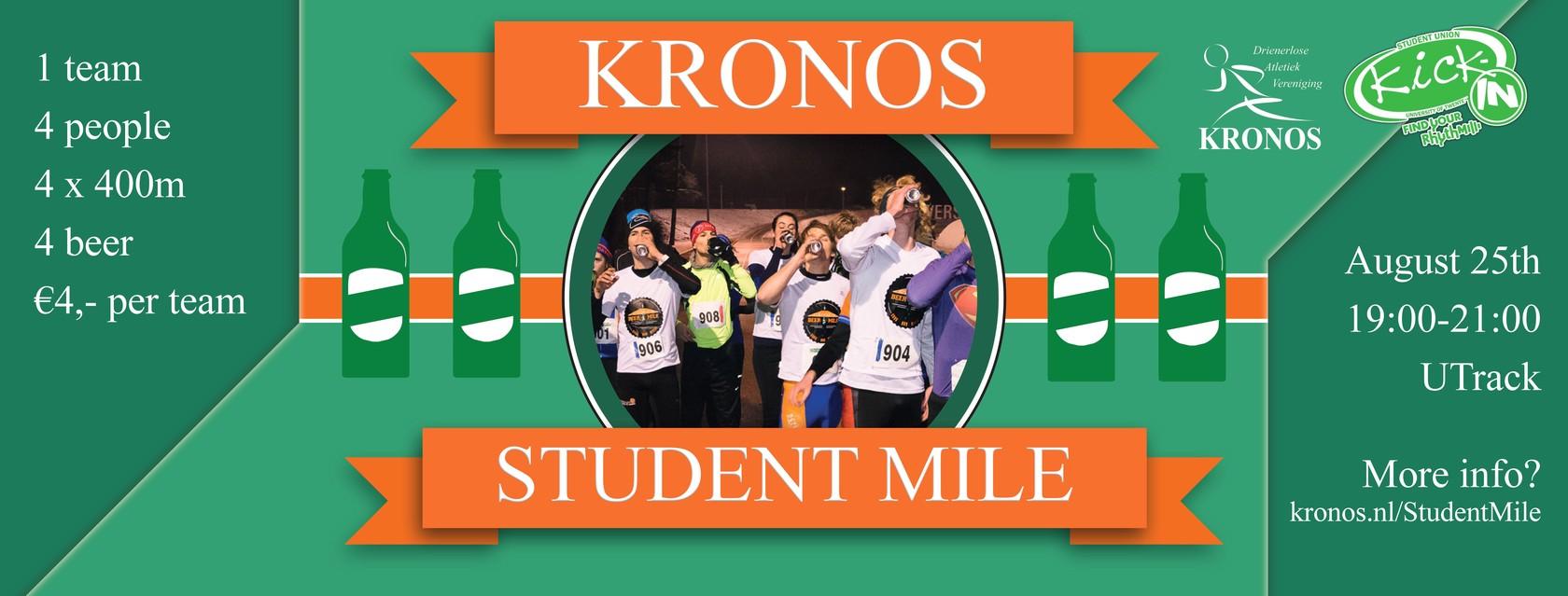 Kronos Student Mile